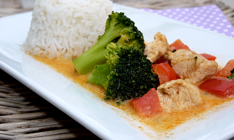 Angies Thai-Curry