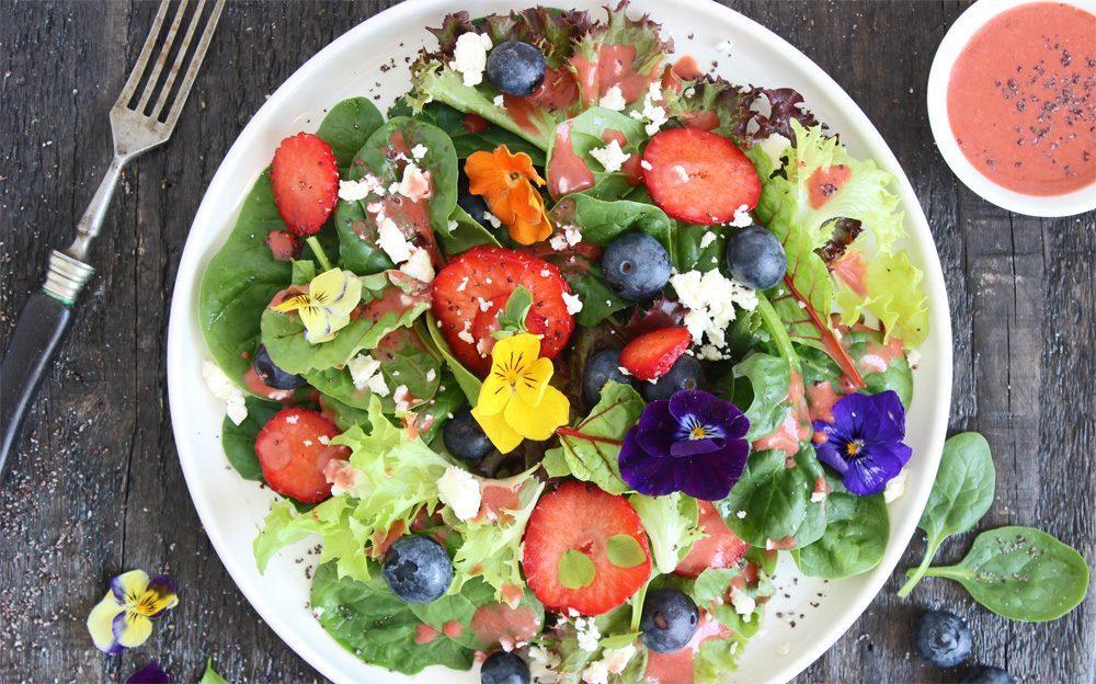 esspirationen-rezepte-Blüten-Salat